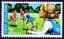 New Zealand 1971 MNH, Women's Hockey, Sports