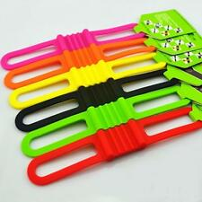 1PC Bicycle Cycling Tie Phone Strap Holder Silicone Band