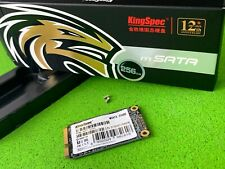 mSATA 256GB GENUINE KingSpec SSD Drive for Laptop & Computers Flash Memory Drive