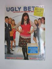 Ugly Betty - The Complete Second Season (DVD, 2008, 5-Disc Set)- FREE SHIPPING