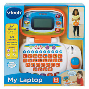 VTech My Laptop Educational Toy NEW