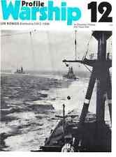 MARINA Warship Profile 12 - Kongo - DVD