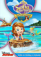SOFIA THE FIRST: THE FLOATING PALACE DVD NEW SEALED