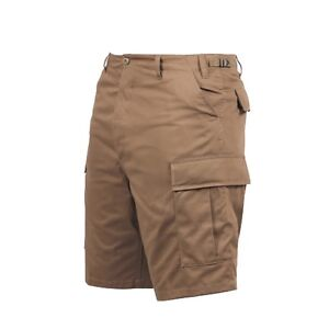 Rothco 66212 Coyote Brown BDU Shorts