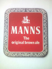 Vintage MANN , CROSSMAN & PAULIN Cat No'25  - Beermat / Coaster