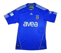 Fenerbahce 2010-11 Authentic Third Shirt (Excellent) L Soccer Jersey