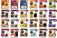 Nescafe Dolce Gusto Coffee Pods Capsules Variety - Original Factory Sealed Boxes