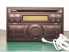 08 09 NISSAN TITAN FRONTIER XTERRA RADIO CD PLAYER w Aux Input 28185-ZS20A