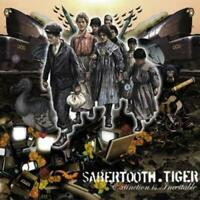 Extinction Is Inevitable by Sabertooth Tiger (CD, Jul-2006, Gold Standard) New