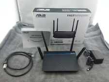 Asus Dual-Band Gigabit Router Wireless-AC1300, 2.4GHz,128MB Flash(RT-ACRH13)USED