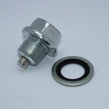 Magnetic Drain Plug - Oil Sump - M16 x 1.50 16mm x 1.50 M16-1.50 (PSR0301-1)