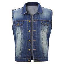Jeans Weste blau 80's Classic 106232 #