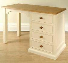 Hampton cream painted pine furniture small dressing table