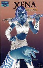 Xena Warrior Princess (AR) # 4 neves negativos Variant 1:25