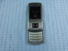 Samsung GT-S3500 Silber! Ohne Simlock! TOP ZUSTAND! Einwandfrei!