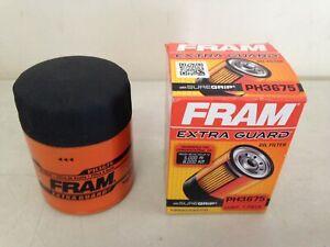 Fram PH3675 Oil Filter fits TG3675 PF59 PF61 PH59 L25288 51522 LF487 B1432 1522