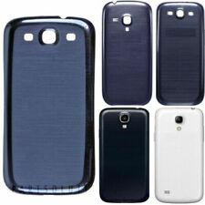 Battery back cover For Samsung Galaxy S3/S3 mini, S4/S4 mini black, white, blue