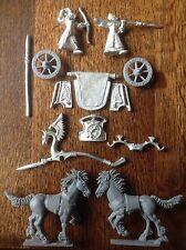 Warhammer. High Elf Tiranoc Chariot. Metal Oop.