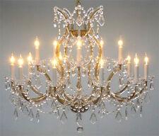 Maria Theresa Chandelier Crystal Lighting Chandeliers Lights Fixture Pendant