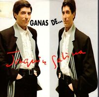 Joaquin Sabina  Ganas de... CD Single
