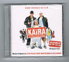 LES KAIRA - DJ CUT KILLER - BOF - CD 30 TITRES - 2012 - NEUF NEW NEU