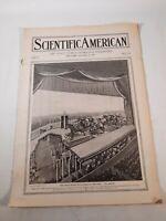 Vintage January 25 1913 Scientific American journal magazine advertisements add