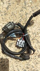 1987 - 1988 Thunderbird Turbo Coupe T5 Manual Transmission Wiring Harness