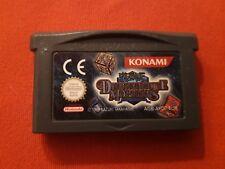 Yu-Gi-Oh! Dungeondice Monsters Game Boy Gameboy Advance GBA Nintendo Pal Eur