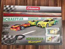 Carrera Evolution Rennbahn / Schaeffler / Neu