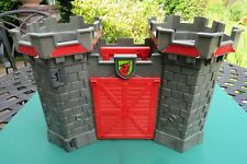 Playmobil Folding Castle Playset With Figures