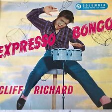 "CLIFF RICHARD..EXPRESSO BONGO E.P..EXCELLENT 1959 COLUMBIA BEAT / ROCK & ROLL 7"""