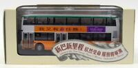 New World First Bus 1/76 Scale 20005 - Volvo Super Olympian Double Deck HK Bus