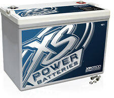 XS Power XP2500 2500 Watt Power Cell Audio Battery To Power Car Stereo System