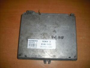 calculateur une prise siemens 9626954380 /S111700112E /FENIX3 (ref 1918)