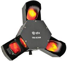 "QTX TRI-SCAN TRIPLE HEAD LED SCANNER DISCO LIGHT ""NOW EVEN CHEAPER, £10 OFF!!"""