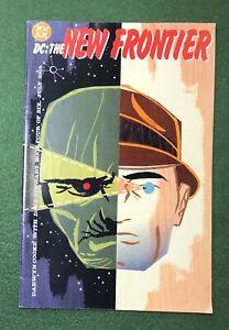 DC The New Frontier #4 DC Comics Modern Age JLA Darwyn Cooke Justice League vfnm