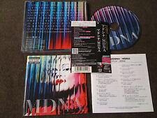 MADONNA / mdna / JAPAN LTD CD OBI bonus track