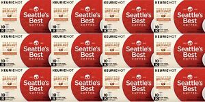 Seattle's Best Coffee Toasted Hazelnut Keurig K-Cups 120 Count BBD 12/2020