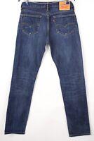 Levi's Strauss & Co Hommes 511 Slim Jean Taille W32 L34 BBZ443