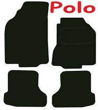 Vw Polo Tailored car mats ** Deluxe Quality ** 2001 2000 1999