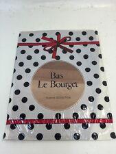 Bas Sans Couture LE BOURGET nuance Seduction Taille 0 /nos/vintage/sexy/pin-up