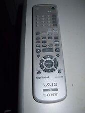 OEM SONY Vaio Giga Pocket  RM-GP4U Remote Control