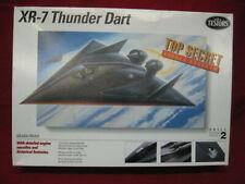 XR-7 Thunder Dart Stealth Aircraft Model Kit 1:72 Scale