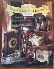 Decorative/Tole Painting Book by Priscilla Hauser, MDA