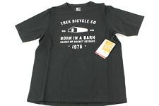 Trek / Bontrager Men's Evoke Mountain Tech Tee Black Size M