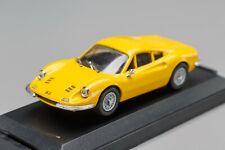FERRARI DINO 246 GT Yellow 1968 VITESSE 1/43