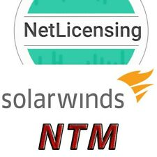 Solarwinds Network Topology Mapper License, Perpetual/Full Feature License