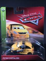 2018 Disney Pixar Cars 3 Petro Cartalina WGP * GPM New VHTF
