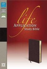 LIFE APPLICATION STUDY BIBLE - ZONDERVAN PUBLISHING HOUSE (COR) - NEW PAPERBACK