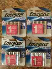 8 x 2  ENERGIZER  ULTIMATE LITHIUM AA Battery  16 BATTERIES  NEW  Exp 2036+